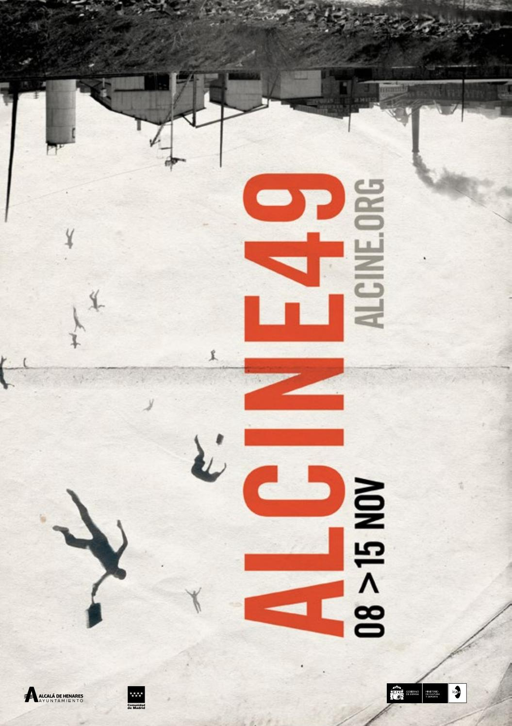 Catálogo De Alcine49 By Alcine Festival De Cine De Alcalá De Henares Comunidad De Madrid Issuu
