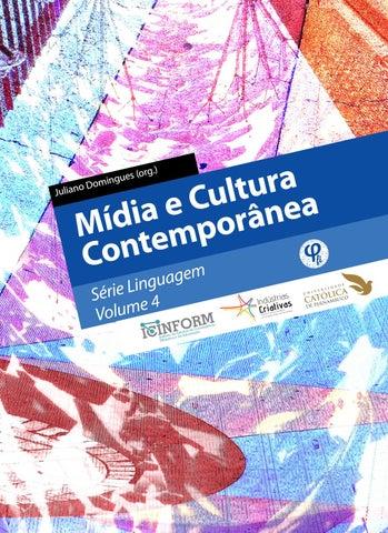 Mídia e Cultura Contemporânea Vol. 4 by Jota Bosco issuu