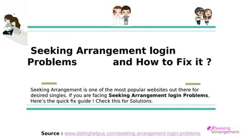 Www seekingarrangment com login
