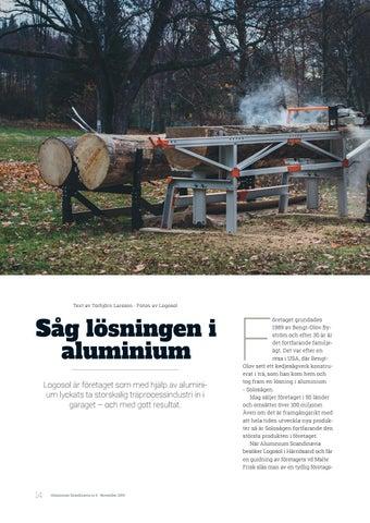 Page 14 of Såg lösningen i aluminium