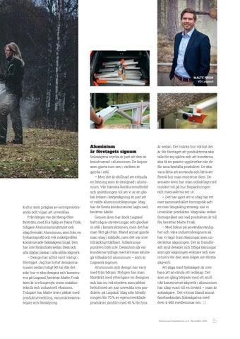Page 15 of Såg lösningen i aluminium