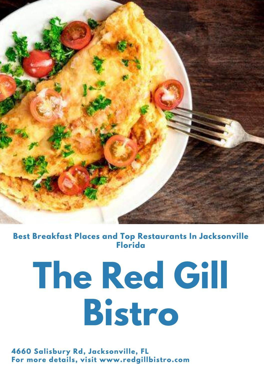 Top Breakfast And Dinning Restaurants