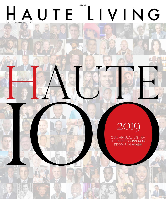 Miami, October/November 20 by Haute Living   issuu