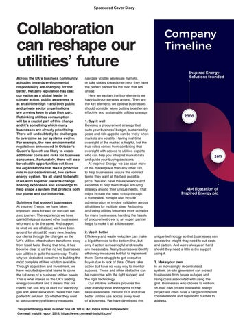Page 14 of Discover your perfect-fit utilities service for whatever the future holds.C