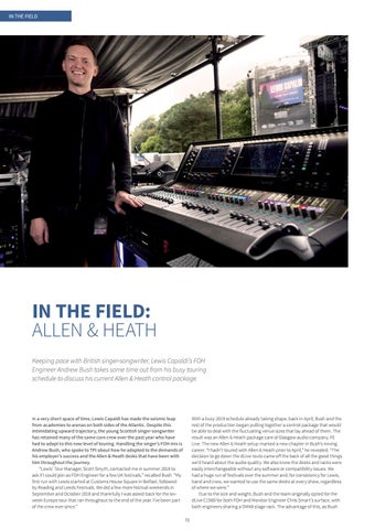 Page 72 of In the Field: Allen & Heath