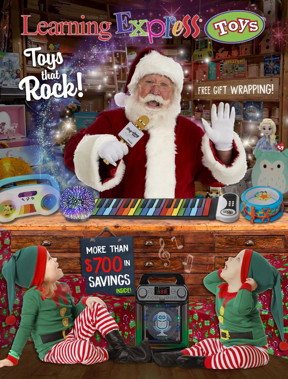 Learning Express Toys Holiday Catalog 2019 by Learning ...