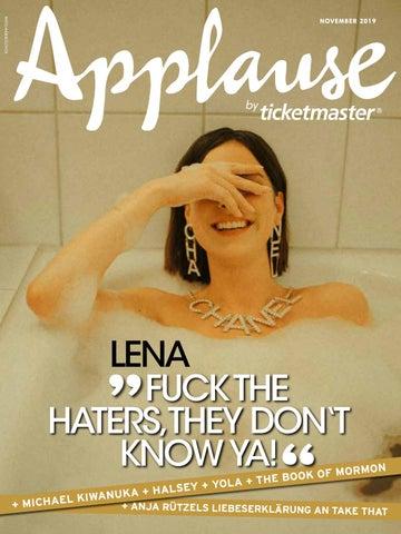 Applause 112019 by ticketmastermagazin issuu