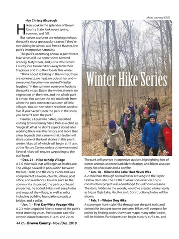 Page 44 of Winter Hike Series