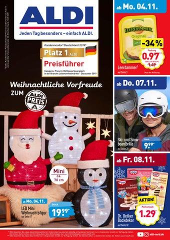 Prospekt Von Aldi Vom 03 11 2019 By Kps Verlagsgesellschaft