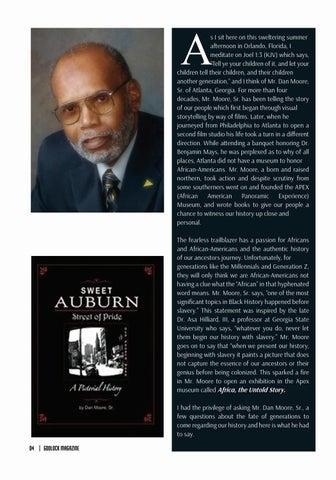 Page 4 of Mr. Dan Moore, Sr. Black is More Than Beautiful