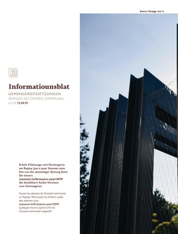 Page 38 of Informatiounsblat