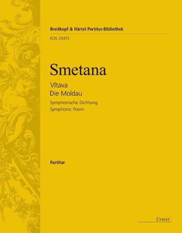 Die moldau musik