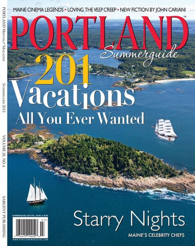 Portland Monthly Magazine Summerguide 2013 by
