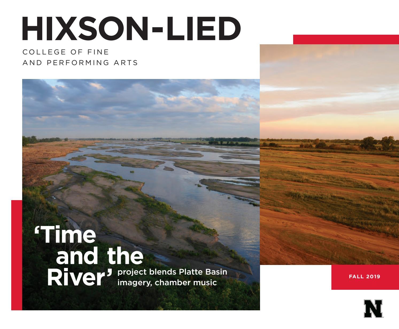 Fall 2019 Hixson Lied College Magazine By Unlarts Issuu