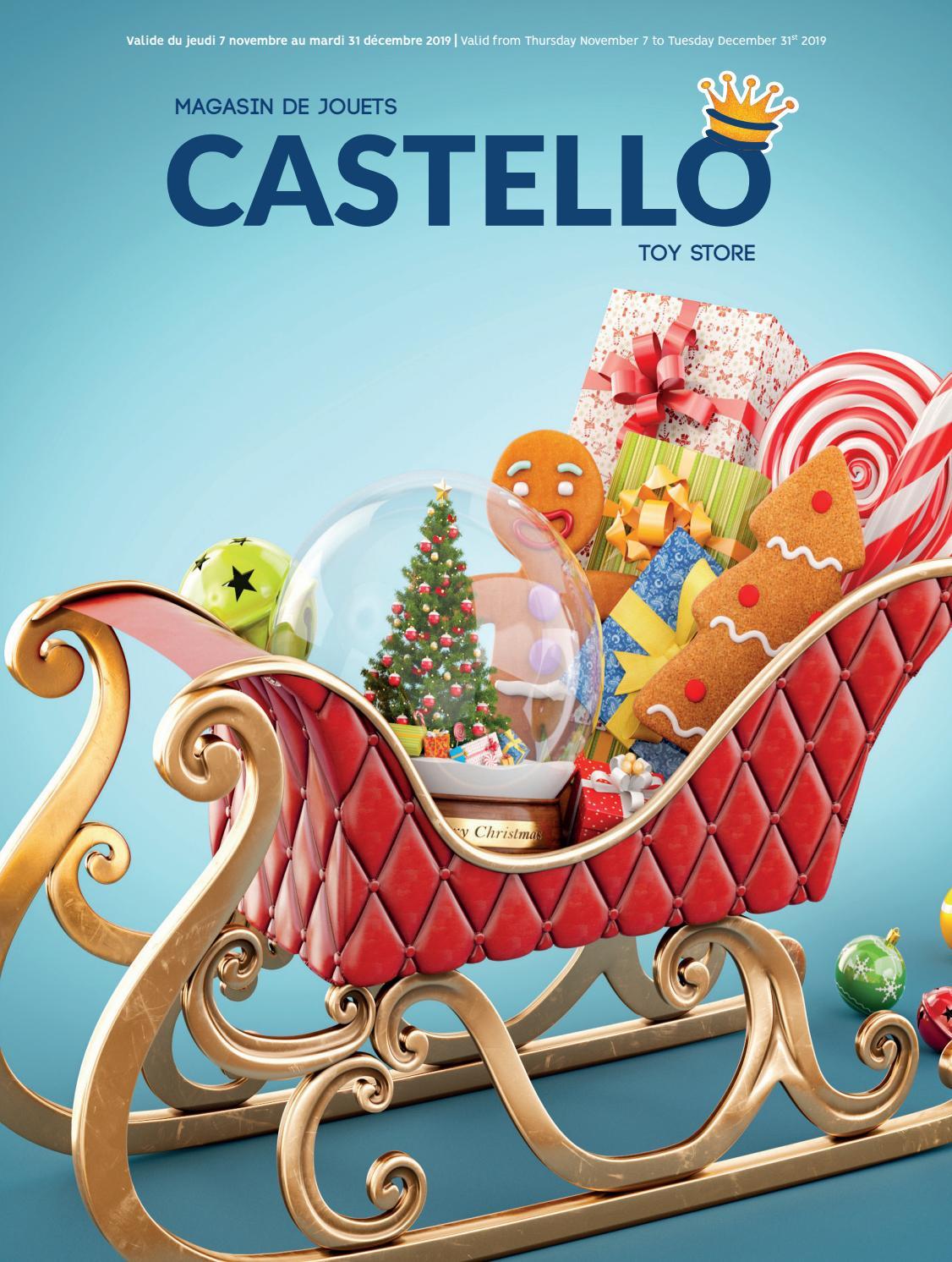Ravensburger Christmas puzzle 300 t luge voyage dans la neige NOËL