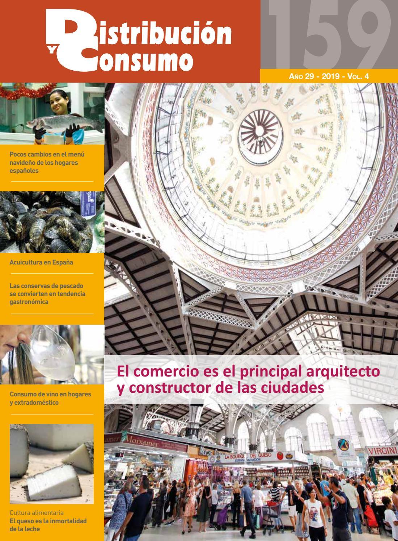 Distribución y Consumo nº159 by Tetraktys issuu