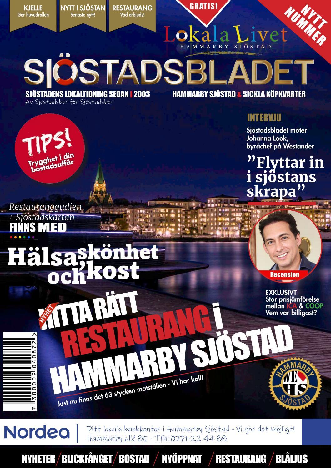 Jura Hammarby Sjöstad