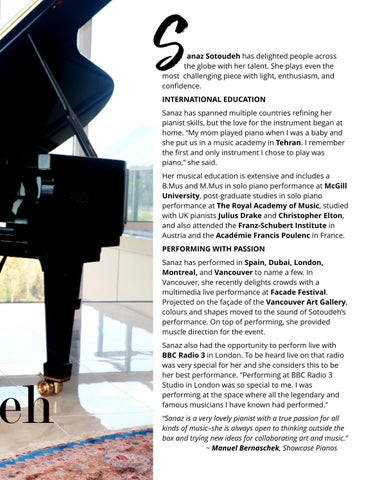 Page 17 of Sanaz Sotoudeh ☆ International Pianist