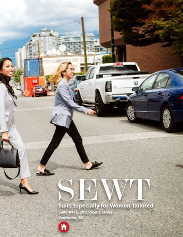 Page 85 of SEWT ☆ Suits Especially for Women Tailored