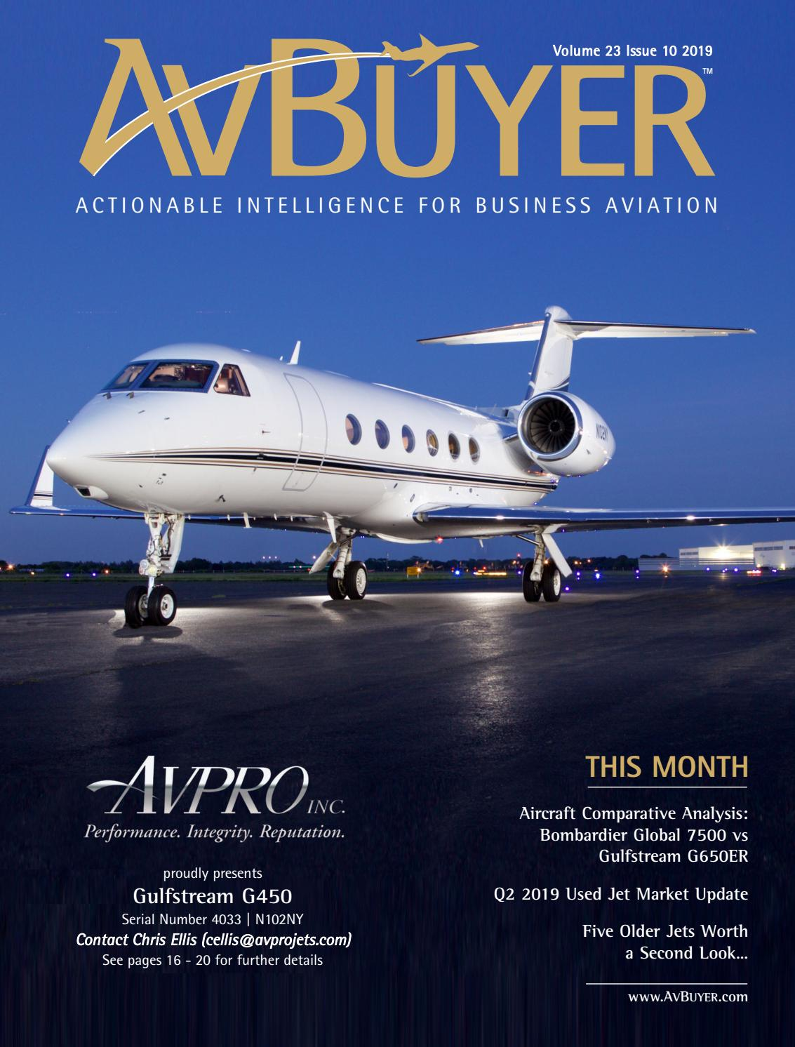 AvBuyer Magazine October 2019 by AvBuyer Ltd  - issuu