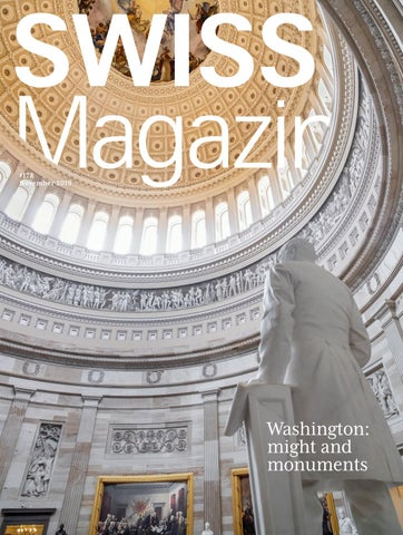 SWISSS Magazine November 2019 - Washington by Swiss ...