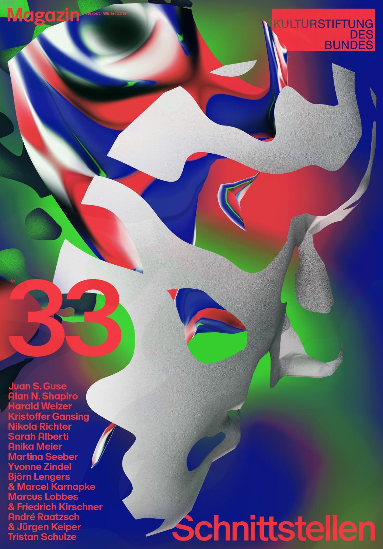 Magazin #33 der Kulturstiftung des Bundes by Kulturstiftung