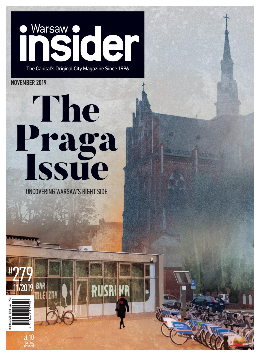 Warsaw Insider November 2019 279 By Valkea Media Pro Issuu