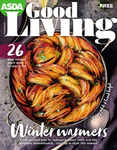 Asda Good Living Magazine November 2019 By Asda Issuu