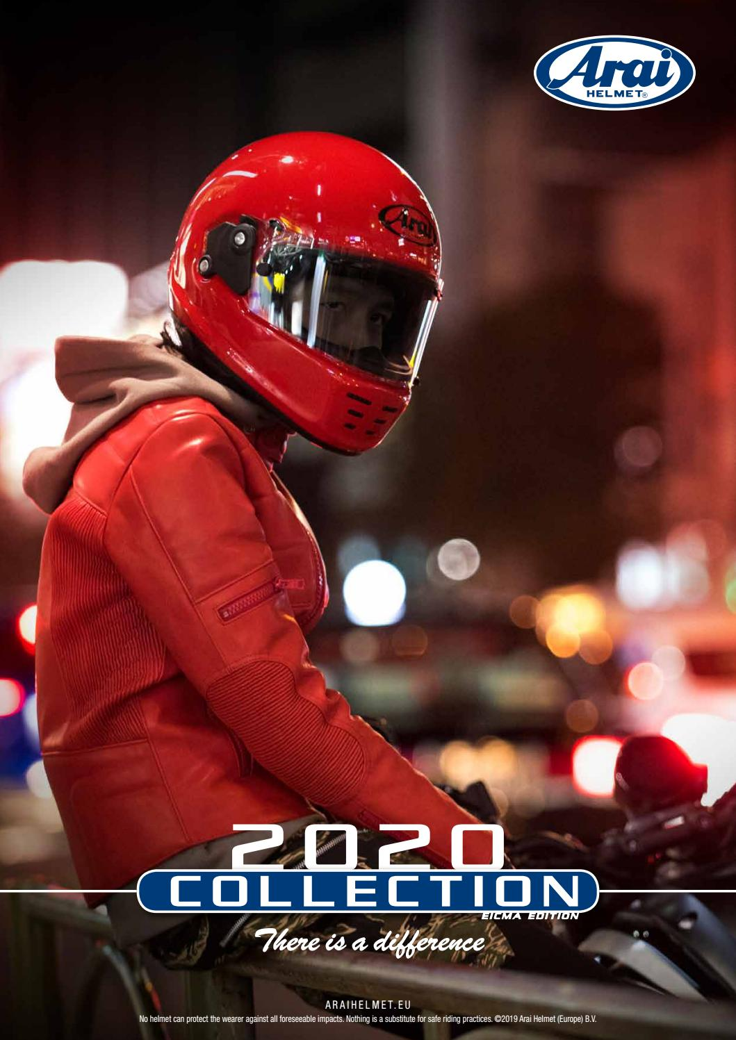 Arai 2020 Eicma Collection Eng By Arai Helmet Europe B V Issuu