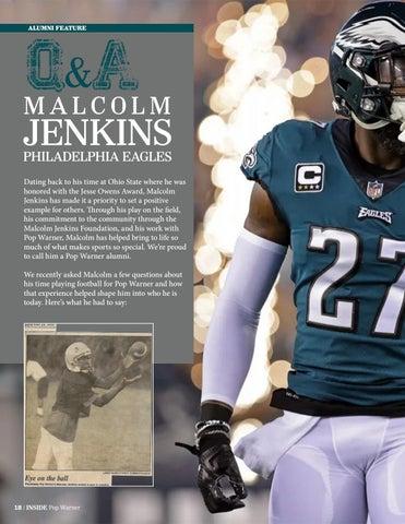 Page 18 of MALCOLM JENKINS Q&A PHILADELPHIA EAGLES