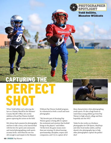 Page 48 of Todd Sellitto, Manatee Wildcats PHOTOGRAPHER SPOTLIGHT