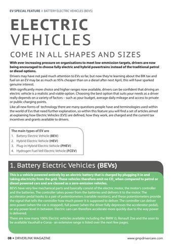 Page 8 of Electric Vehicle Special Feature