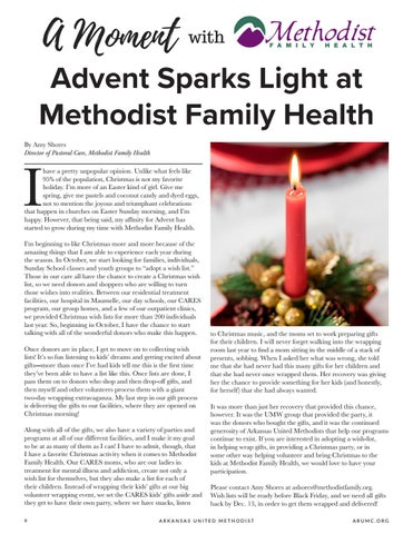 Page 10 of Advent Sparks Light at Methodist Family Health