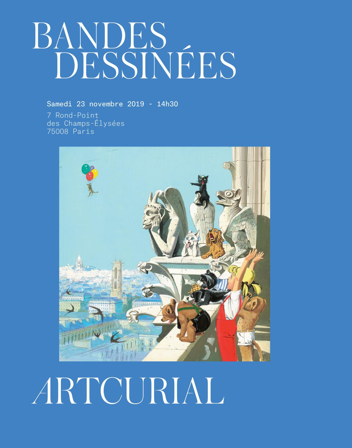 Bandes Dessinées By Artcurial Issuu