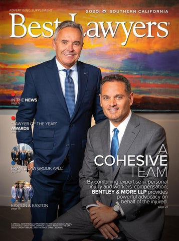 Best Lawyers in Southern California 2020 by Best Lawyers
