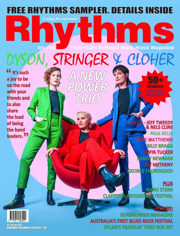 Rhythms Magazine November December 2019 By Rhythmsmag Issuu Here's hoochie mama with our twist on dolly partons hit 9 to 5. rhythms magazine november december 2019
