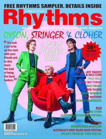 Rhythms Magazine November December 2019 By Rhythmsmag Issuu