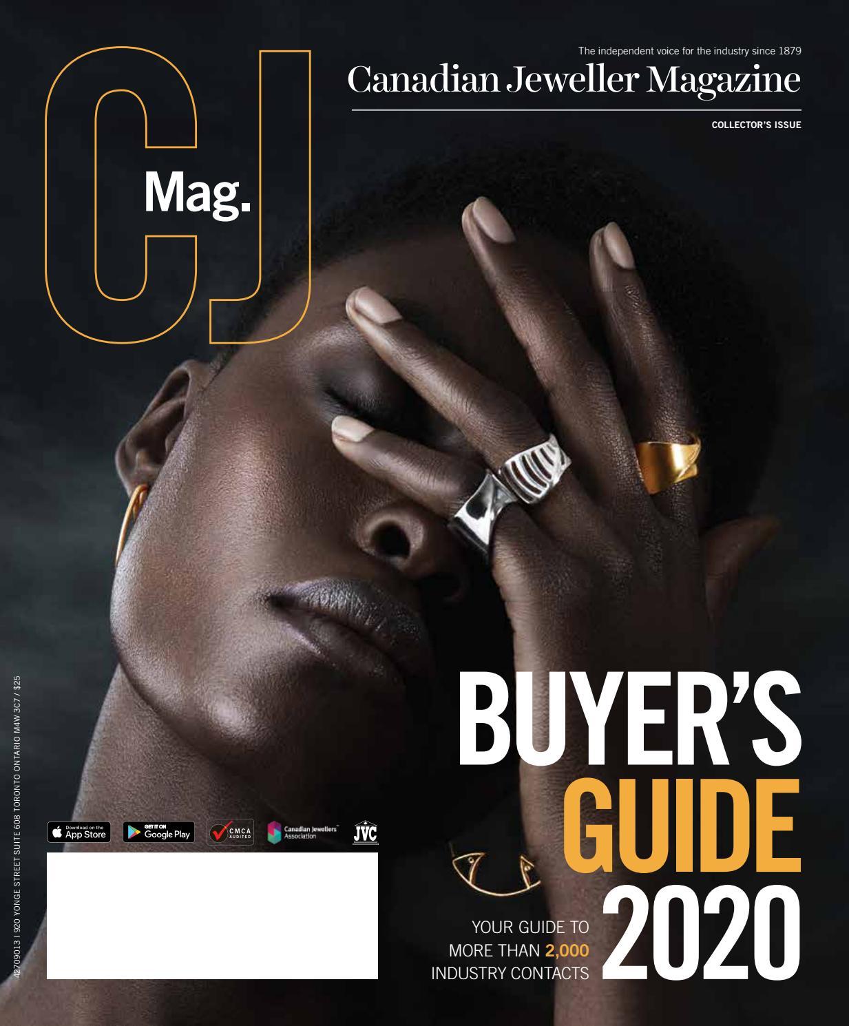 C Maison Et Jardin Magazine cj buyers guide 2020canadian jeweller magazine - issuu
