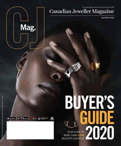Cj Buyers Guide 2020 By Canadian Jeweller Magazine Issuu