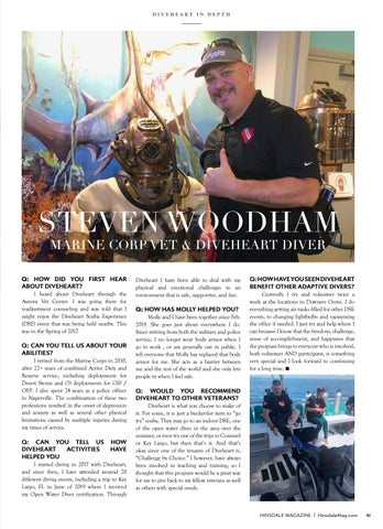 Page 41 of Diveheart in Depth: Steven Woodham