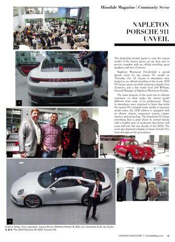 Page 61 of Napleton Porsche 911 Unveil