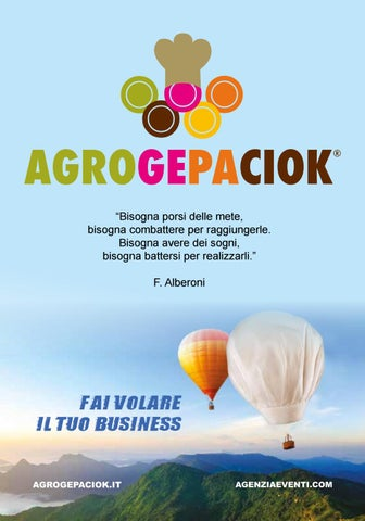 Catalogo AgroGePaCiok 2019 by EVENTI Marketing