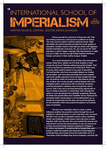Page 48 of International Schools of Imperalism