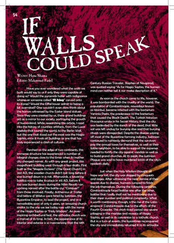 Page 54 of If Walls Could Speak