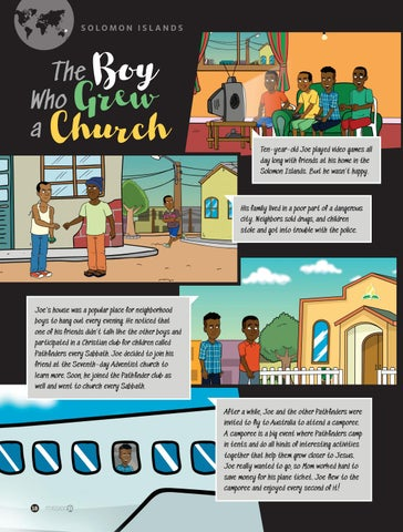 Page 18 of The Boy Who Grew a Church