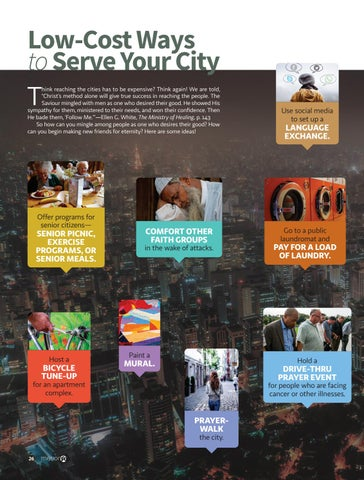 Page 26 of Low-Cost Ways to Serve Your City