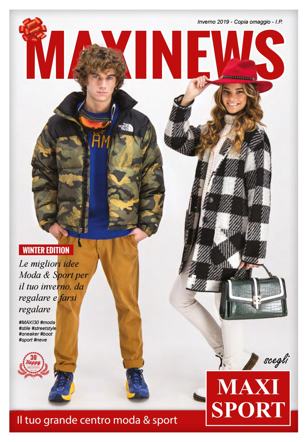 Maxinews Winter Edition 2019 by Maxi Sport issuu