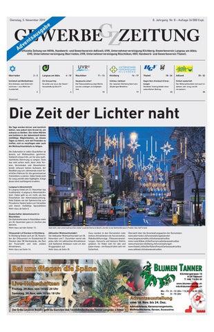 Issuu 2019 Die november Gewerbezeitungen Ulzsuus By QhotCrdsxB
