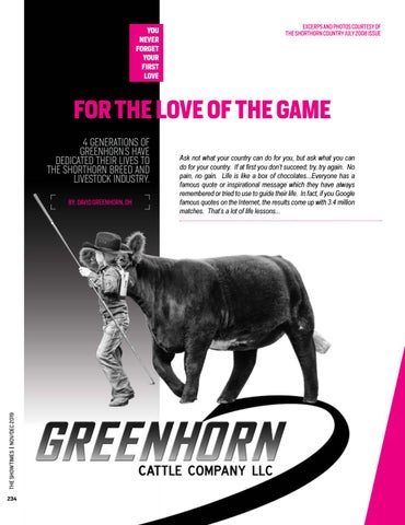 Page 234 of The Showtimes | Greenhorn Cattle Company