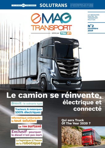 E Mag Transport 2 I Solutrans 2019 By E Mag Transport By